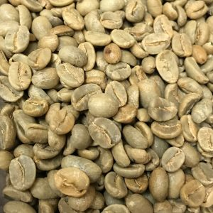 Huatusco green coffee beans from Two Roosters